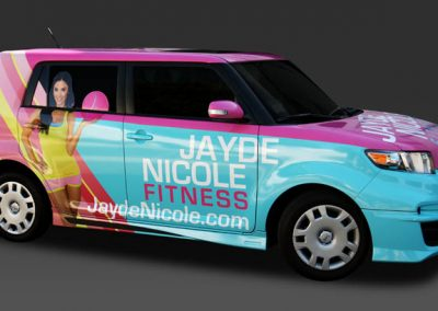 La Wraps Jayde Scion
