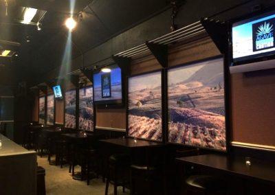 La Wraps Bar Rescue Agave Junction Wall Wrap