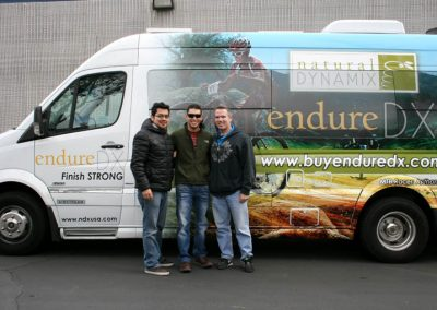 La Wraps Endure Sprinter Wrap