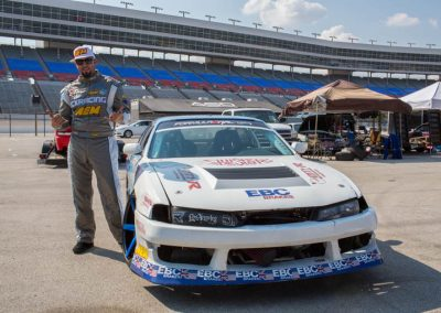 La Wraps Jeff Jones Drift Car Wrap 2