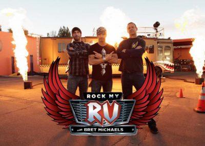 La Wraps Rock My Rv Bret Michaels Tapout Rv Wrap