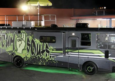 La Wraps Rock My Rv Scumbags Wrap