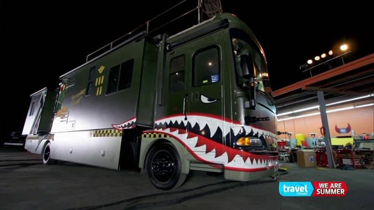 Recreational Vehicle Rv Wraps Lawraps Com