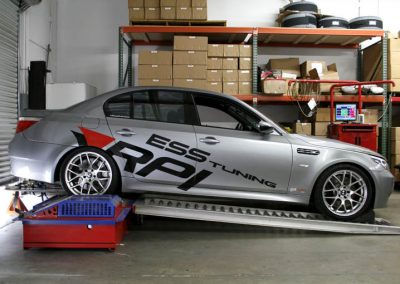 La Wraps Rpi Racing M5 Wrap