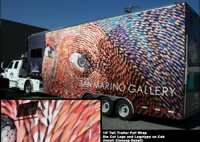 La Wraps San Marino Gallery Wrap