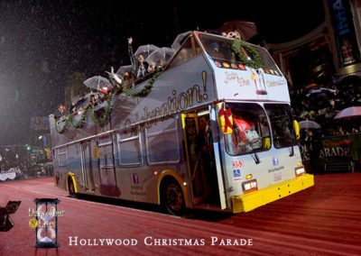 La Wraps Starline Tours Days Of Our Lives Tournament Of Roses Parade Wrap