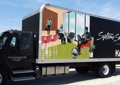La Wraps System Source Box Truck Wrap2