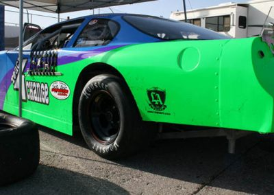 La Wraps T4c Race Car Wrap