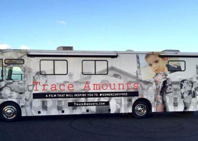 La Wraps Trace Amounts Rv Wrap