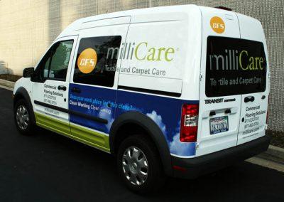 La Wraps Transit Millicare Diecuts Wrap