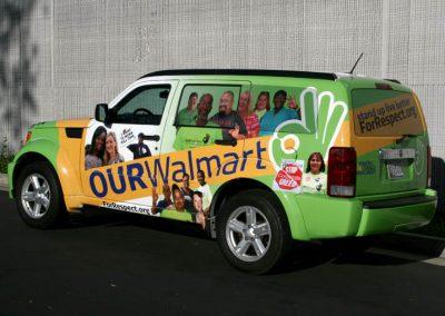 La Wraps Walmart Nitro Wrap