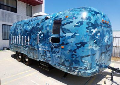 La Wraps Airstream Camper Rv Wrap
