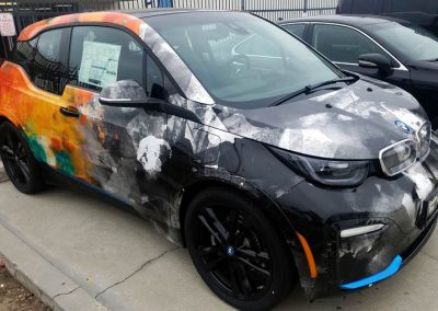 La Wraps Bmw I3 Art Wrap