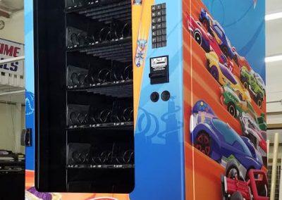 La Wraps Mattel Hot Wheels Vending Machine Wrap