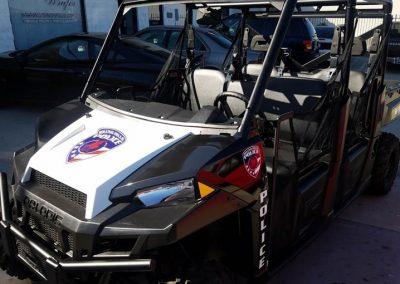 La Wraps Polaris Ranger Wrap